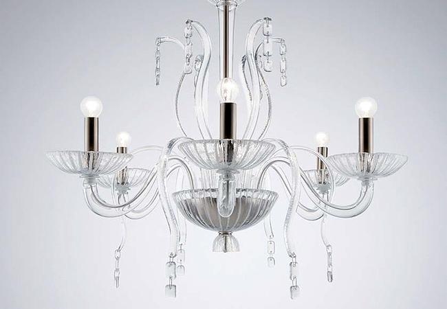 Il fascino immortale dei lampadari in stile classico - donniedarko