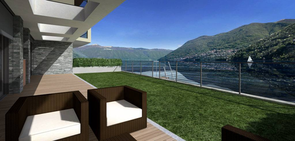 villa a Bellagio nuova costruzione