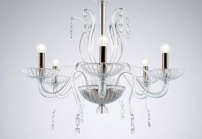 lampadari classici per camere da letto